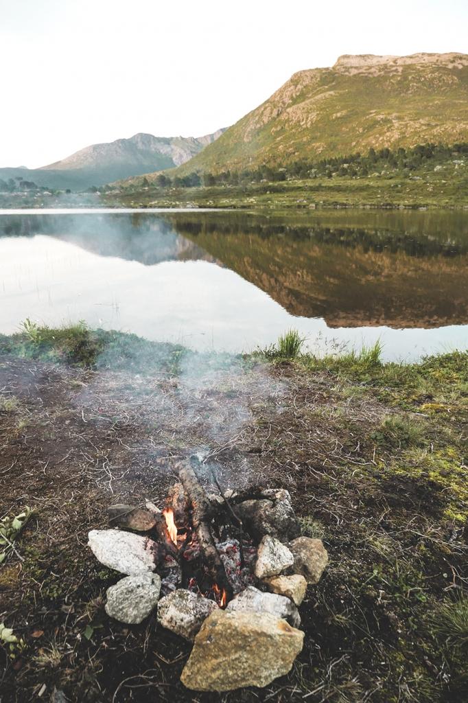 Andoya Norwegen