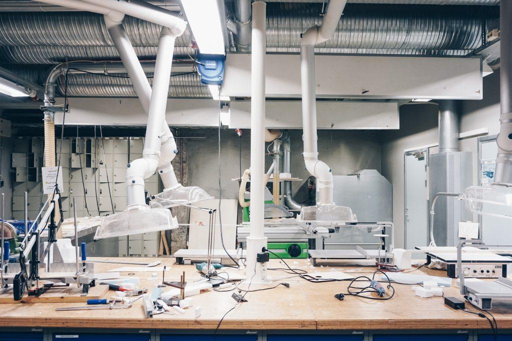 Oslo AHO Werkstatt