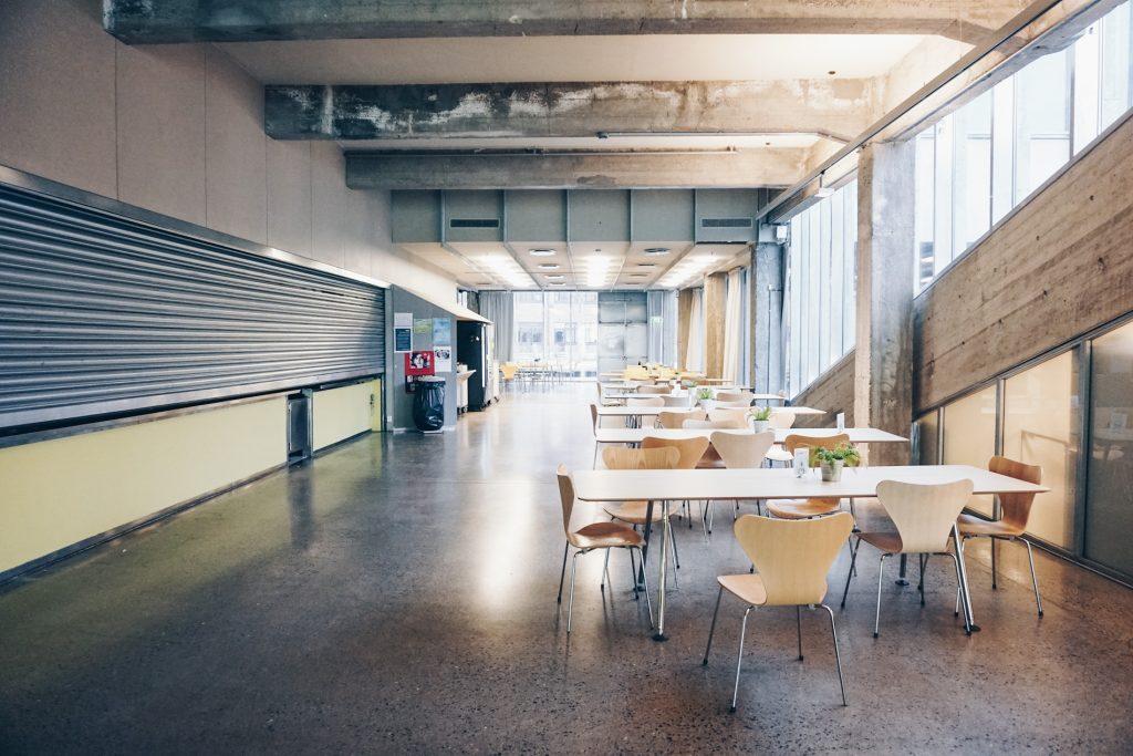 Oslo AHO Cafeteria