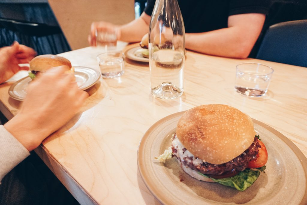 Oslo Food Guide Burger