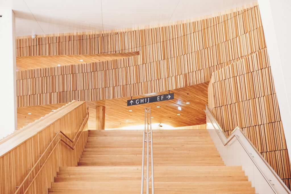 Operahuset Oslo Interior