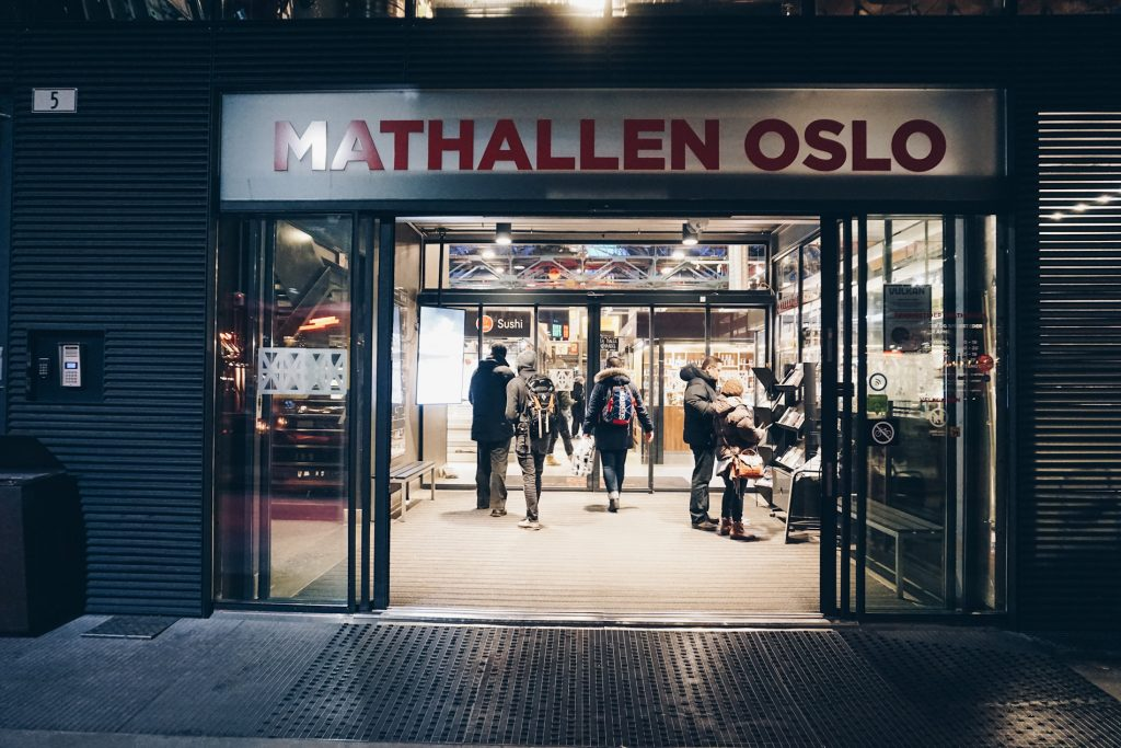 Oslo Food Guide Markthalle