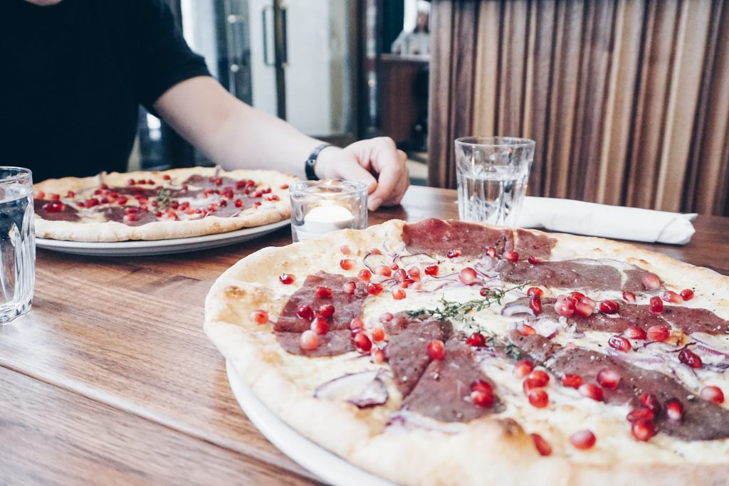 Oslo Food Guide Pizza