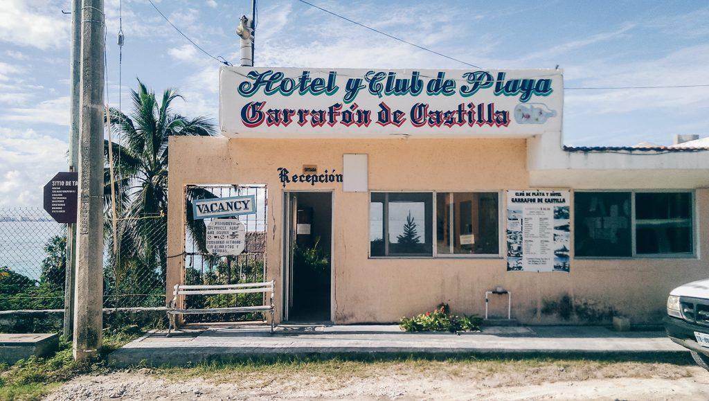yucatan reiseroute isla mujeres