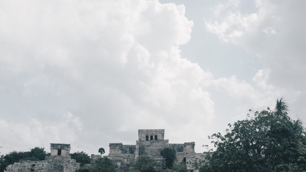 yucatan reiseroute tulum