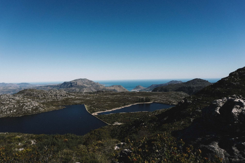 Wandern Kapstadt Tafelberg